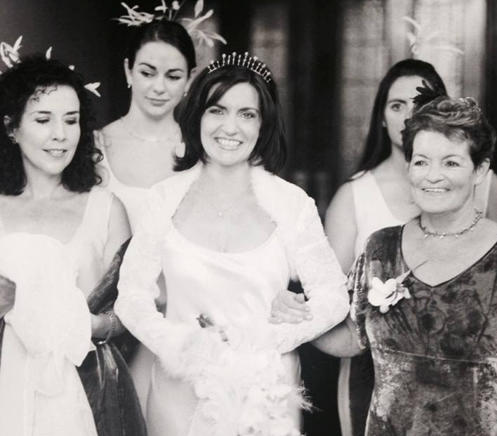 Morag wedding2