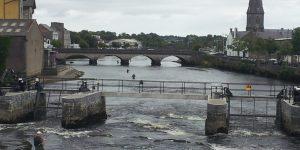 River Moy in Ballina