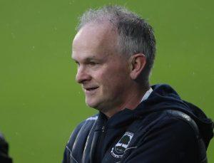 Ballaghaderreen manager, Paul McHugh.