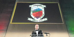 Millionaire businessman Tim O'Leary has had strong things to say about the Mayo County Board since liaising with them in his role as chairman of the Mayo GAA International Supporters Foundation.