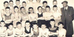 Ardnaree BC members in 1958