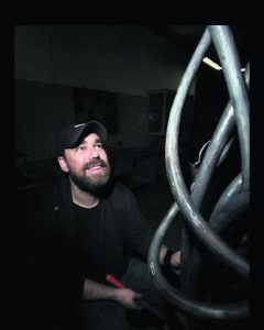 Blacksmith John Hogan