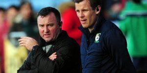Eoin Hughes (right)
