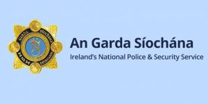 Garda Siochana title and logo