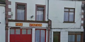 Crossmolina fire station