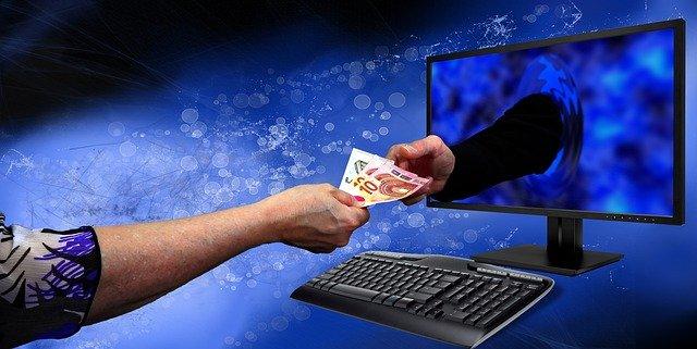 Internet shopping image