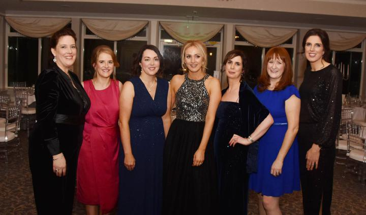 Group pictured at at Mayo Solicitors Bar Association annual dinner dance  in The Lodge at Ashford Castle.