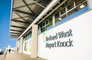 Ireland West Airport Knock external view