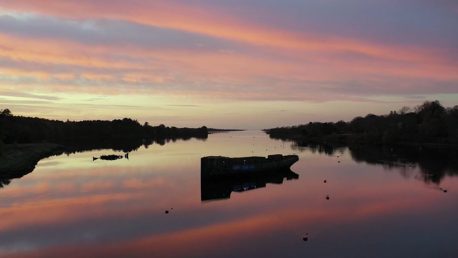 River Moy and Crete Boon