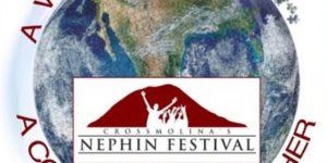 Crossmolina Nephin Festival logo