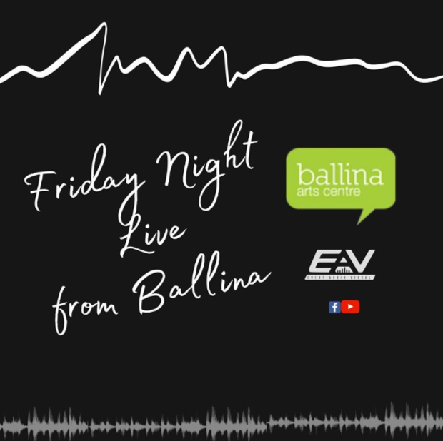 Friday Night Live from Ballina poster