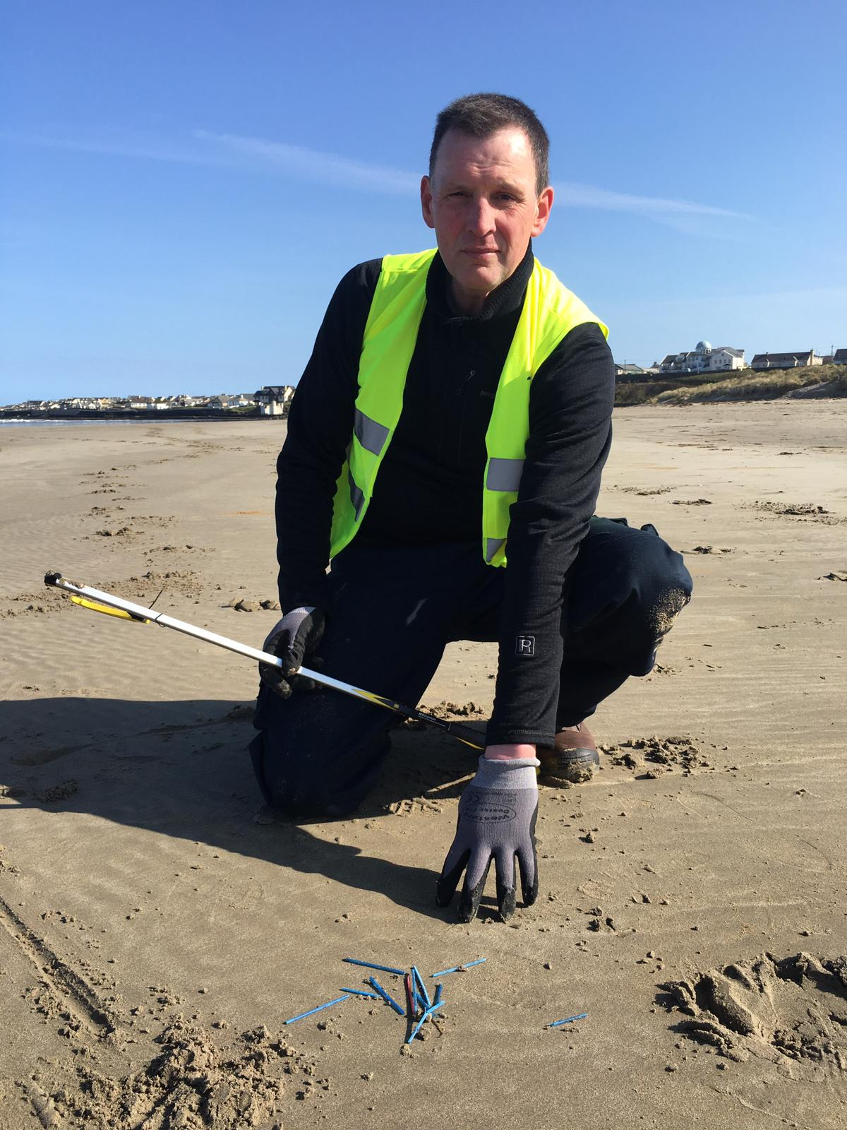 MIchael Breen Enniscrone Tidy Towns