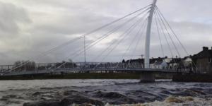 Salmon Weir Bridge