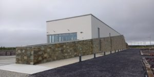 Oweninny wind farm visitor centre