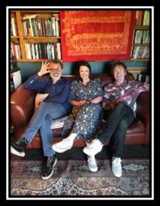 Tommy and Hector podcast with Laurita Blewitt