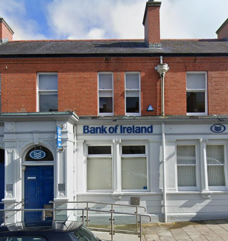Ballymote Bank of Ireland
